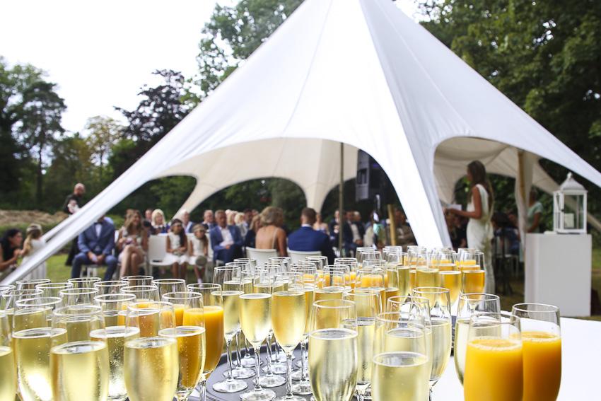 Witti Party - Huwelijksfeest in intieme kring